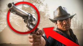Red Dead Redemption 2: 14 Pointless Details That