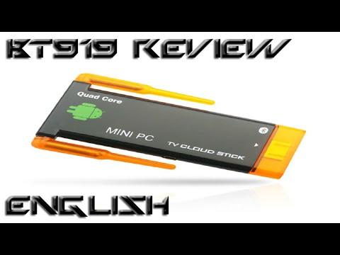 Part 2: Review of the Bluetimes BT919 Quad Core RK3188 Android 4.2 TV box
