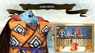 One Piece Pirate Warriors 3-Ep.45-Mode Rêve : Jinbei
