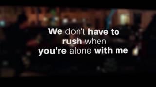 karaoke the weeknd i feel it coming lyrics ft daft punk