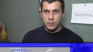 Разбойник с ножом напал на женщину с ребенком