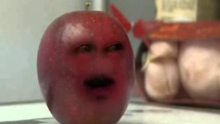 Эй, яблоко  очень смешное видео