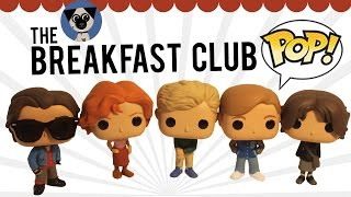 Funko Faves: The Breakfast Club