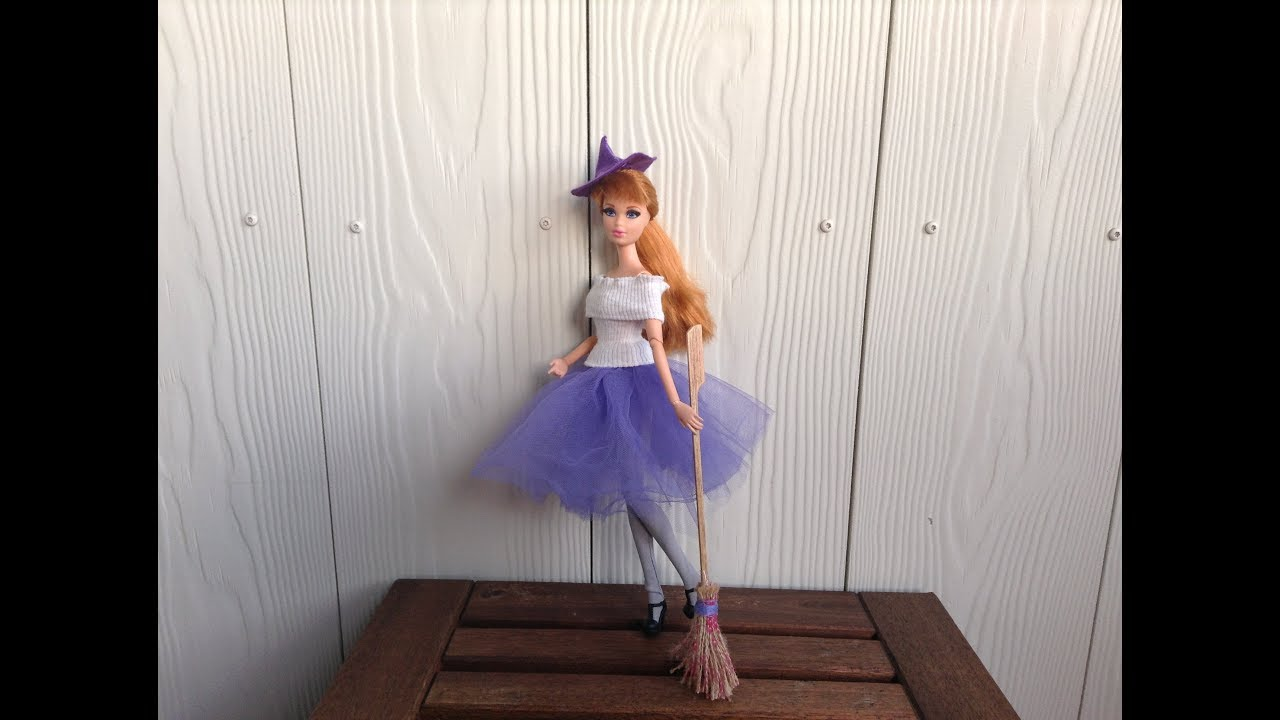 Как сделать для кукол новогодний костюм 856