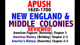 American Pageant Chapter 3 APUSH Review