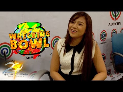 Part 2 Morissette Amon answers questions from the Wrecking B