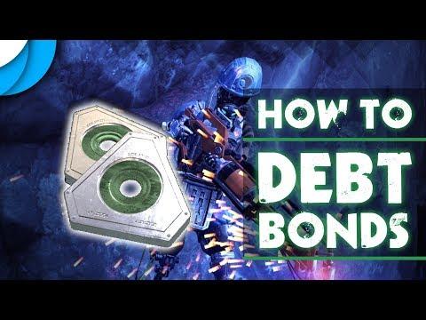 How to get Debt Bonds Fast! | Warframe