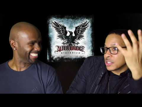 Alter Bridge  Blackbird REACTION!!!