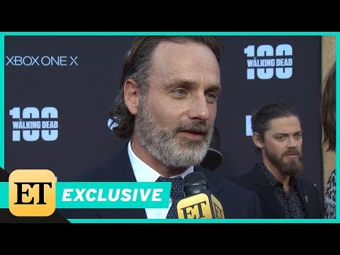 'The Walking Dead': Andrew Lincoln Talks Season 8 Time Jump, Reflects on 100 Episodes (Exclusive)