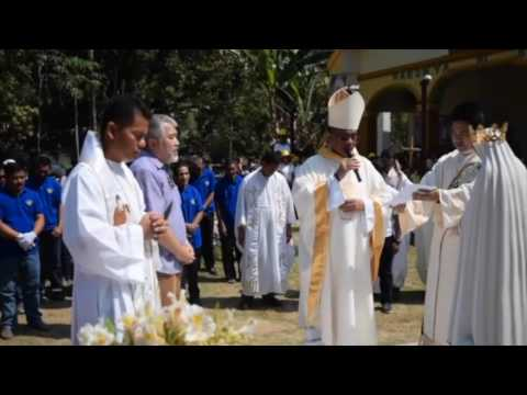 CONSECRATION RENEWAL OF TUBO, ABRA TO THE IMMACULATE HEART OF MARY 2016