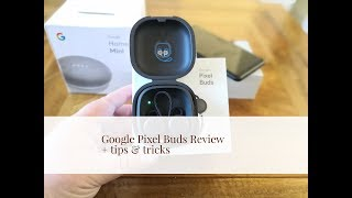 Google Pixel Buds Review with some tips and tricks