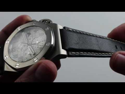 Pre-Owned Audemars Piguet Royal Oak Offshore T3 Limited Edition  Luxury Watch Review
