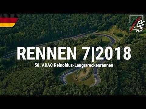 RE-LIVE: Das siebte VLN-Saisonrennen 2018
