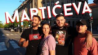 KVART PRIČA - MARTIĆEVA