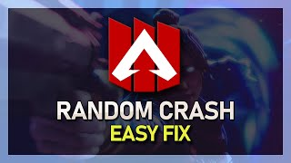 Apex Legends - How To Fix Random Crashes on Windows 10 (PC)