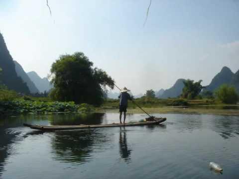 Yangshuo and surrounding
