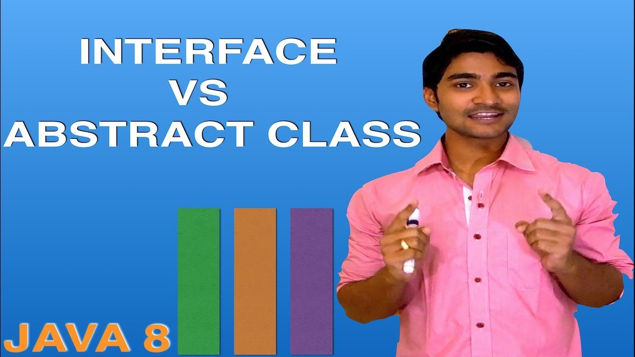 TOP 6 Difference Between Abstract Class And Interface In JAVA || Must Know Facts