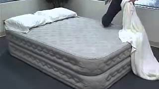 видео Надувные кровати
