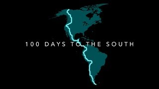 Alaska to Argentina. Motorcycle Adventure. 100 DAYS TO THE SOUTH