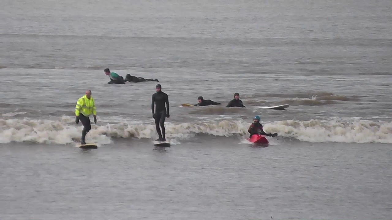 4 Star Severn Bore Tidal Wave 4 March 2018 Epney And Maisemore