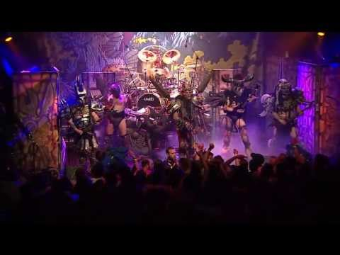 GWAR - Madness at the Core of Time (OFFICIAL VIDEO)