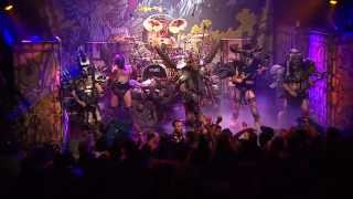 "GWAR ""Madness at the Core of Time"" (OFFICIAL VIDEO)"
