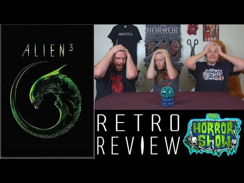 """Alien 3"" 1992 Horror Movie Review – RE-UPLOAD – The Horror Show"