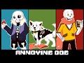 Андертейл Undertale Надоедливая собака комикс mp3