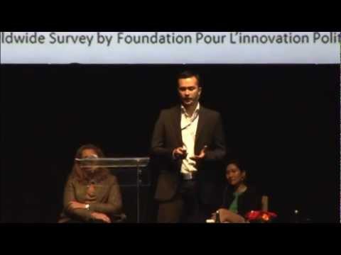 Nicholas Saputra: The Future of Youth at the International Conference on Futurology