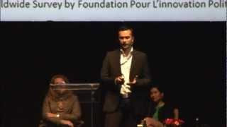 nicholas saputra the future of youth at the international conference on futurology