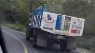 Carretera de la muerte está en Manzanillo