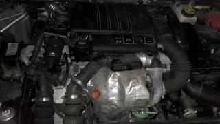 Bruit moteur 308 110 hdi
