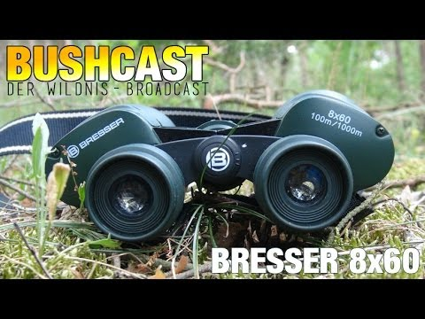 Bushcast bresser fernglas review youtube