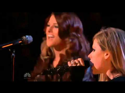 Avril Lavigne & Cassadee Pope  - I'm With You - Final The Voice