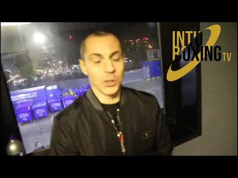 Scott Quigg talks to Intuboxing about his win in Monaco