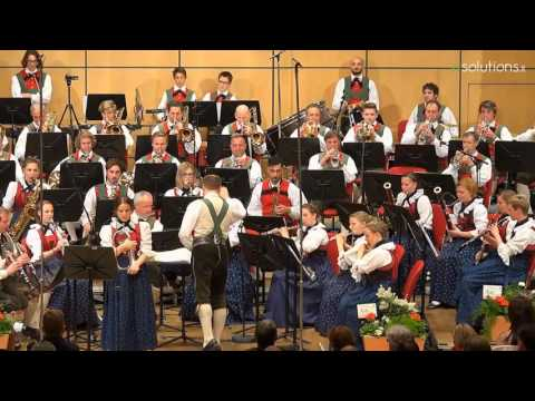 Vidda - Ole Edvard Antonsen; Solistin Sophie Hofer; Musikkapelle Peter Mayr Pfeffersberg