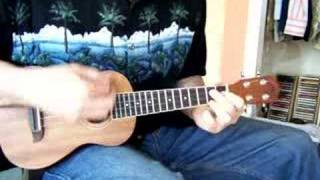 Ukulele lesson Lovely Hula Hands Key of C