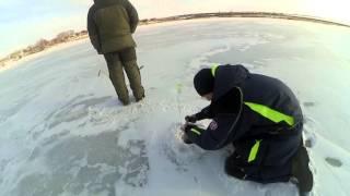 Зимняя рыбалка в Мордовии