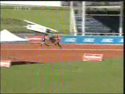 South Pacific Games Samoa - Mens 4 by 400m Finals