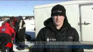 First Person: 2011 Iditarod Trail Sled Dog Race