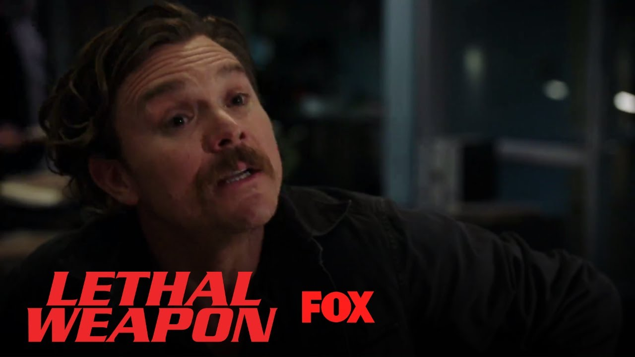 Riggs Boots Ruthie's RV | Season 2 Ep. 16 | LETHAL WEAPON