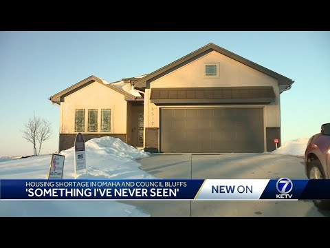 Housing shortage in Omaha, Council Bluffs
