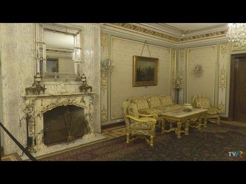 Palatul Primăverii, fosta locuinţă a lui Nicolae Ceauşescu (@Exclusiv în România)