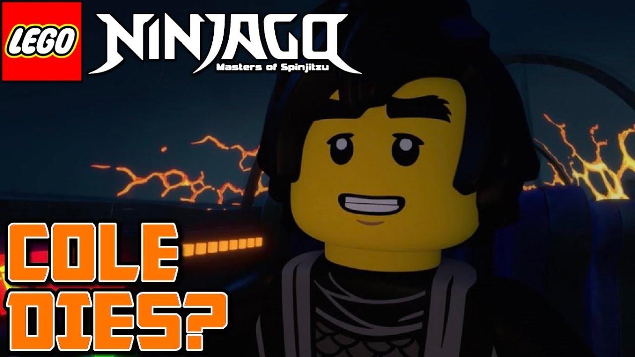 Ninjago Season 10 Will Cole Actually Die Youtube
