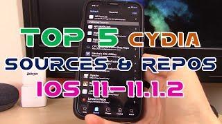 ios 11 cydia sources