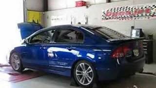 Honda Civic Si Sedan Concept (2007) Videos