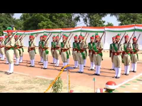 UP POLICE PASSING OUT PARADE - PART 2 [RTC - GHAZIABAD -2016]