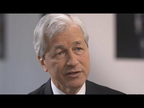 JPMorgan Chase CEO Jamie Dimon talks possible recession