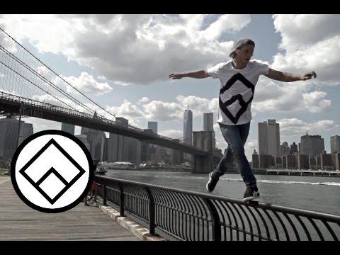 Pasha The Boss - Day in NY | Team Farang | Freerunning