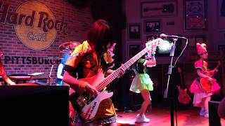 Random clips from the April 2014 Gacharic Spin concert in Pittsburg...